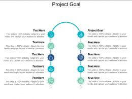 Project Goal Ppt Powerpoint Presentation Layouts Graphics Download Cpb
