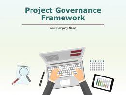 Project Governance Framework PowerPoint Presentation Slides