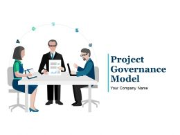 Project Governance Model Powerpoint Presentation Slides