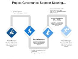Project Governance Sponsor Steering Committee Management Office