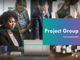Project Group Powerpoint Presentation Slides