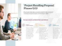 Project Handling Proposal Phases Initial Ppt Powerpoint Presentation File