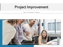 Project Improvement Analyze Business Leadership Management Performance