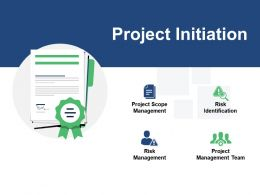 Project Initiation Ppt Slides Tips