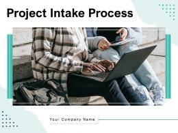 Project Intake Process Flowchart Approval Implementing Requirements Information