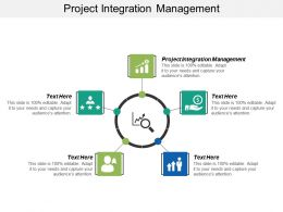 Project Integration Management Ppt Powerpoint Presentation Infographics Show Cpb