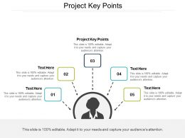 Project Key Points Ppt Powerpoint Presentation Slides Example Topics Cpb