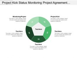 Project Kick Status Monitoring Project Agreement Client Acceptance Test