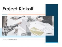 Project Kickoff Powerpoint Presentation Slides