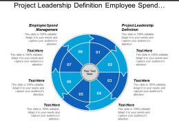 Project Leadership Definition Employee Spend Management Company Promotion Cpb