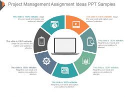 Project Management Assignment Ideas Ppt Samples