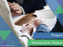 Project Management Budget PowerPoint Presentation Slides