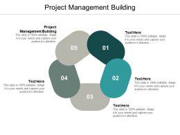 Project Management Building Ppt Powerpoint Presentation Ideas Templates Cpb