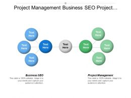 Project Management Business Seo Project Business Growth Financial Planning Cpb
