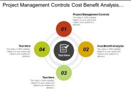 Project Management Controls Cost Benefit Analysis Scrum Methodology Overview Cpb
