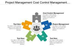 Project Management Cost Control Management Crisis Management Techniques Cpb