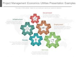 Project Management Economics Utilities Presentation Examples