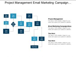 Project Management Email Marketing Campaign Ideas Promotions Strategy Cpb