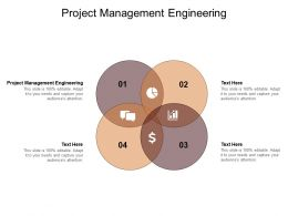 Project Management Engineering Ppt Powerpoint Presentation Template Cpb