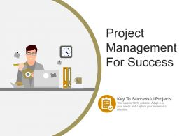 Project Management For Success Powerpoint Slides