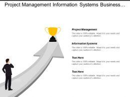Project Management Information Systems Business Development Performance Measurement