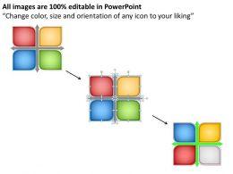 Project Management Interpretation Of Data Matrix Chart Powerpoint Slides 0527
