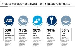 Project Management Investment Strategy Channel Management Cpb