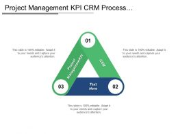Project Management Kpi Crm Process Measurement Marketing Decisions Cpb