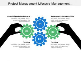 Project Management Lifecycle Management Information Tools Marketing Operations