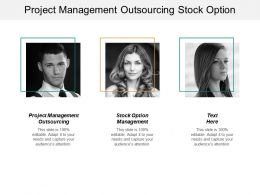 Project Management Outsourcing Stock Option Management Lean Practices Cpb