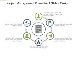 Project Management Powerpoint Slides Design