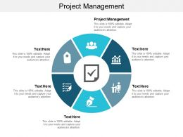 Project Management Ppt Powerpoint Presentation Layouts Background Images Cpb