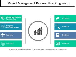 Project Management Process Flow Program Evaluation Model Project Issues Cpb