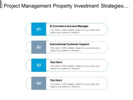 Project Management Property Investment Strategies Risk Management Leadership Organizational Cpb