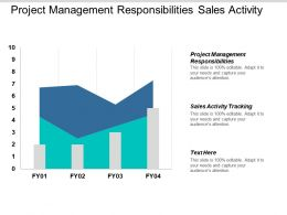 Project Management Responsibilities Sales Activity Tracking Strategy Management Cpb