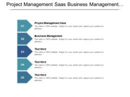 Project Management Saas Business Management Graphic Design Advertisement Cpb