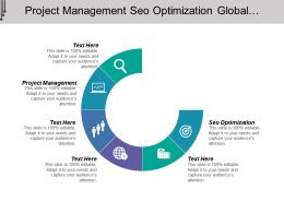 Project Management Seo Optimization Global Investment Performance Internet Advertising Cpb
