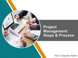 Project Management Steps And Process Powerpoint Presentation Slide