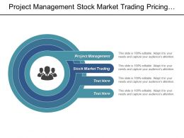 Project Management Stock Market Trading Pricing Management Program Management Cpb
