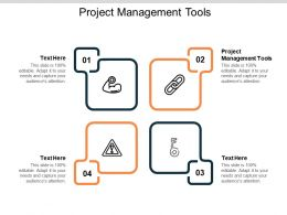 Project Management Tools Ppt Powerpoint Presentation Outline Design Templates Cpb