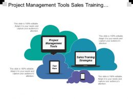 Project Management Tools Sales Training Strategies Learning Strategies Cpb