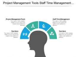 Project Management Tools Staff Time Management Basic Action Plan Cpb