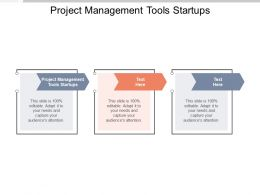 Project Management Tools Startups Ppt Powerpoint Presentation Infographic Cpb