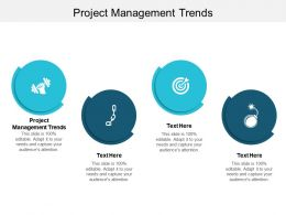 Project Management Trends Ppt Powerpoint Presentation Inspiration Cpb