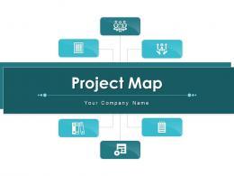 Project Map Organization Management Process Structure Marketing Strategies
