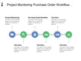 Project Monitoring Purchase Order Workflow Stakeholders Management Stakeholder Mapping Cpb