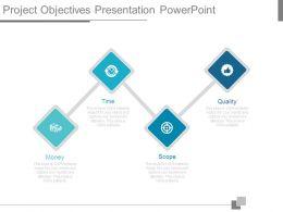 47278629 Style Circular Zig-Zag 4 Piece Powerpoint Presentation Diagram Infographic Slide