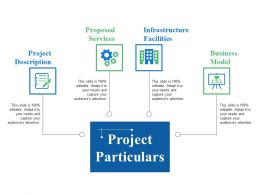 Project Particulars Presentation Diagrams