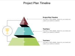 Project Plan Timeline Ppt Powerpoint Presentation Styles Clipart Cpb
