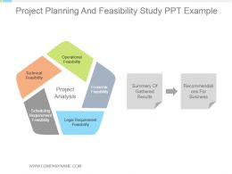 Project Planning And Feasibility Study Ppt Example